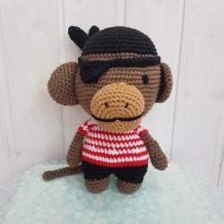 Mono pirata