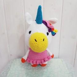 Unicornia vestida