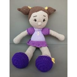 Muñeca moños