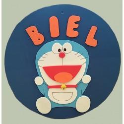 Cuadro Doraemon