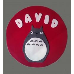 Cuadro Totoro